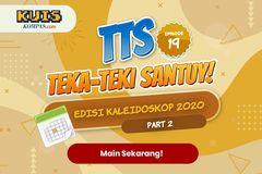 TTS - Teka-teki Santuy ep. 19 Kaleidoskop 2020 Part II