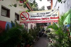 Warga di Sunter Jaya Senang Banyak Manfaat Positif Sejak Ada Larangan Merokok di Wilayahnya