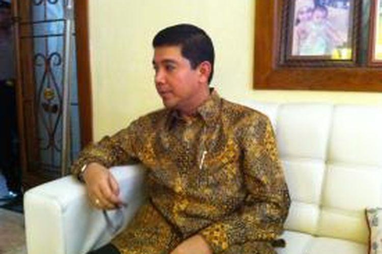 Menteri Pendayagunaan Aparatur Negara dan Reformasi Birokrasi Yuddy Chrisnandi