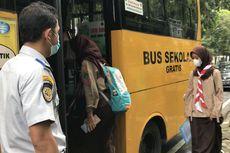 50 Bus Sekolah Jakarta Dikerahkan Saat Tatap Muka Terbatas, Ini Rutenya!