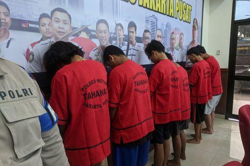 Masih Banyak Geng Motor Cari Eksistensi dengan Tawuran di Jakarta Pusat