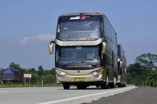 Tren Baru, Bus AKAP Pakai Transmisi Matik dan Supensi Udara