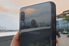 Melihat Hasil Foto Jepretan Kamera Galaxy A20