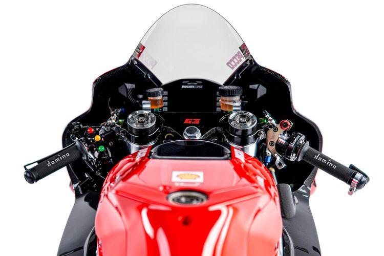 Livery Ducati Desmosedici GP21 untuk MotoGP 2021