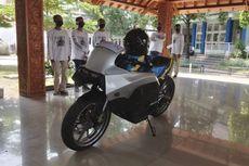 Uji Jakarta-Lombok, Motor Listrik BL-SEV01 Balik ke Kampus Budi Luhur