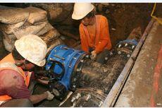 Konversi Pengguna Air Tanah, Palyja Pasang Pipa Baru di Cilandak