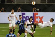 Hasil Final Liga Europa Sevilla Vs Inter Milan, Los Nervionenses Juara