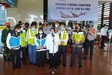 Kemensos Bangun Posko Trauma Healing untuk Keluarga Korban Sriwijaya Air SJ 182