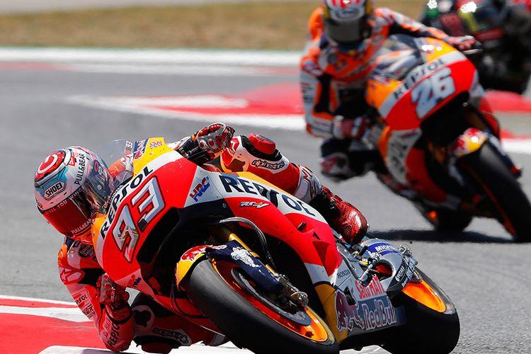 Duo Repsol Honda MotoGP