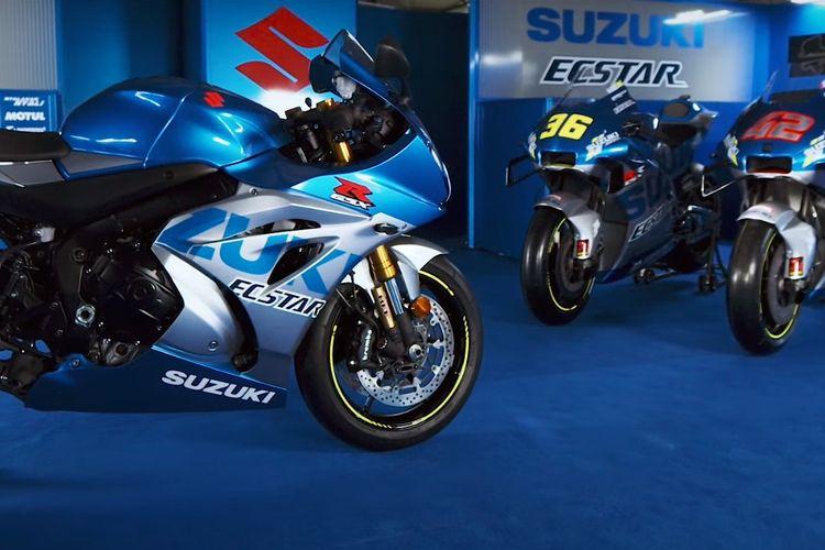 Suzuki GSX-R1000RR MotoGP Edition