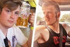 Cerita Pria 23 Tahun Turun Bobot 30 Kg
