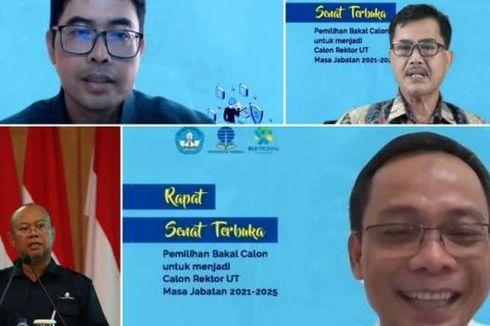 Mengintip Program 4 Bakal Calon Rektor Universitas Terbuka 2021-2024