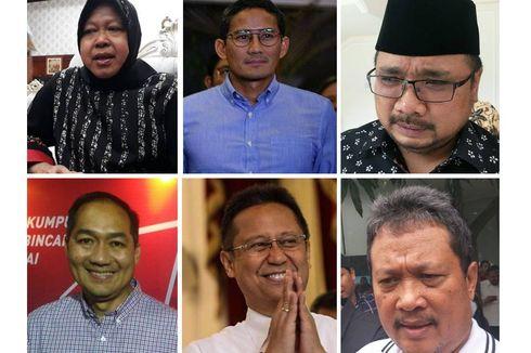 Enam Menteri Baru Jokowi, Tiga dari Partai Politik...