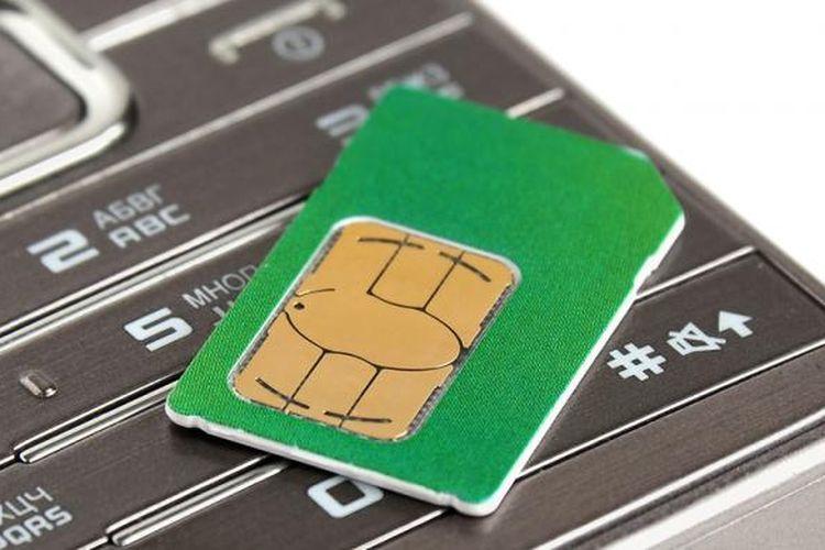 Kartu Subscriber Identity Module (SIM)