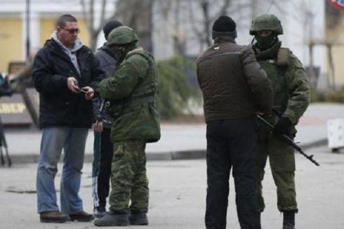 Pasokan Listrik Terputus, Crimea Gelap Gulita