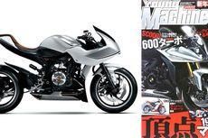 Sepeda Motor Bermesin Turbo dari Suzuki Mulai Terkuak