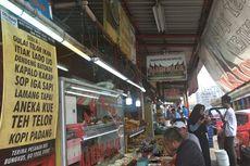 Nasib Pedagang Nasi Kapau di Jalan Kramat, Sempat Direlokasi hingga Kembali ke Trotoar Lagi