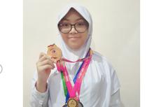 Tips Berprestasi Alifa, Bisa Juara di Olimpiade Sains Nasional