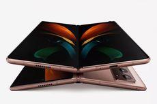 Perbedaan Galaxy Fold dan Galaxy Z Fold 2 Terkuak dari Gambar Desain