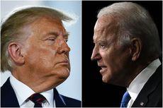 Momen Menarik Trump dan Biden Bersilat Lidah dalam Debat Pertama Pilpres AS 2020