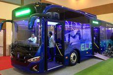 Sopir Bus Listrik Bakal Punya Sertifikat Khusus