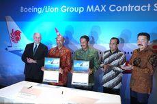 Lion Group Beli 50 Pesawat Boeing 737 MAX 10 Senilai Rp 85,5 Triliun