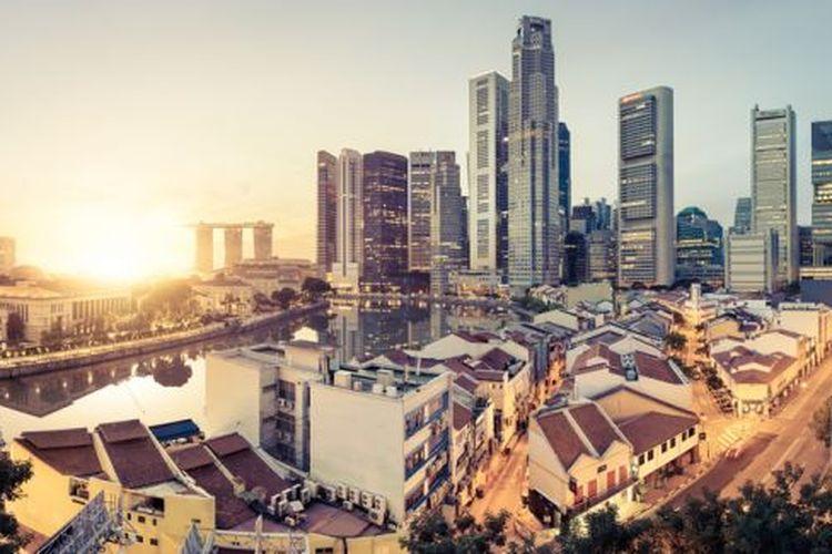 Ilustrasi Daftar Universitas Terbaik Singapura versi QS WUR 2020