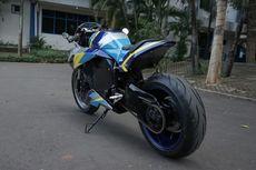Motor Listrik Budi Luhur BL-SEV01 Bisa Pakai Mono Arm Ducati