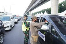 Dalam Sehari, 174 Kendaraan Tanpa SIKM Coba Masuk ke Jakarta