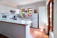 Tips Desain Dapur Mungil jadi Cantik