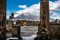 Fakta Baru Letusan Vesuvius, Hanya Butuh 15 Menit Musnahkan Pompeii