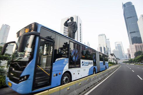 Mengenal Fitur Panic Button yang Ada di Bus TransJakarta