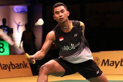 Tim Thomas dan Uber Indonesia Unggul 1-0