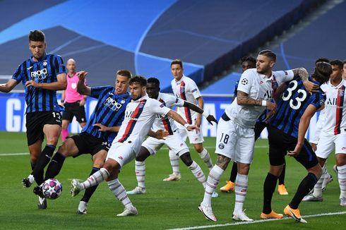 Atalanta Tersingkir, Wakil Italia di Liga Champions Habis Tak Tersisa