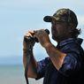 Tiga Hari Susuri Sungai Palu, Matt Wright Belum Berhasil Tangkap Buaya Berkalung Ban