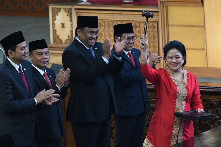 Puan dan Anggota Baru DPR Punya 3 Masalah Dasar yang Perlu Dibenahi
