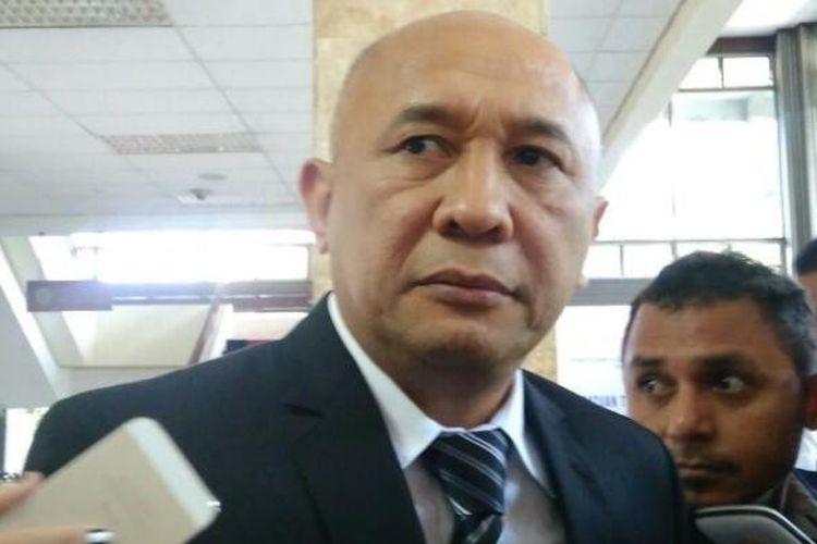 Kepala Kantor Staf Presiden Teten Masduki, di Kantor Kementerian Koordinator Bidang Perekonomian, Jakarta, Selasa (2/8/2016).