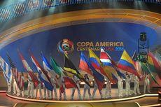 Hasil Undian Fase Grup Copa America 2016