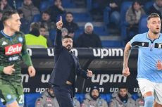 Napoli Vs Perugia, Skema Gattuso Ubah Peninggalan Ancelotti