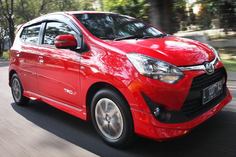 Otomania.com - Performa Toyota Agya makin mantap berkat ubahan mesin dengan kapasitas lebih besar.