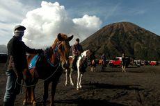Libur Akhir Tahun, Kawasan Gunung Bromo Raup Rp 1,9 Miliar