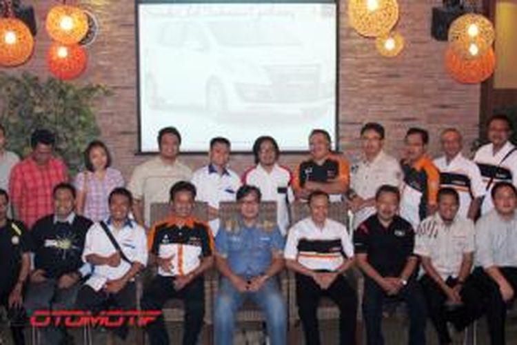 Suzuki Club Gathering 2014