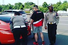 Polisi Tindak Konvoi Rombongan Porsche Ugal-ugalan, Pengendara Mengaku Melaju Tak Kencang