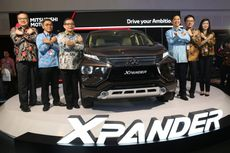 Mitsubishi Genjot Terus Jualan Xpander di Surabaya