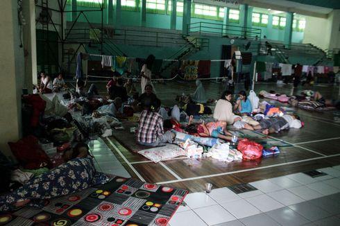 Dua Hari Pasca-banjir Jakarta, Jumlah Pengungsi Turun Jadi 12.491 Jiwa