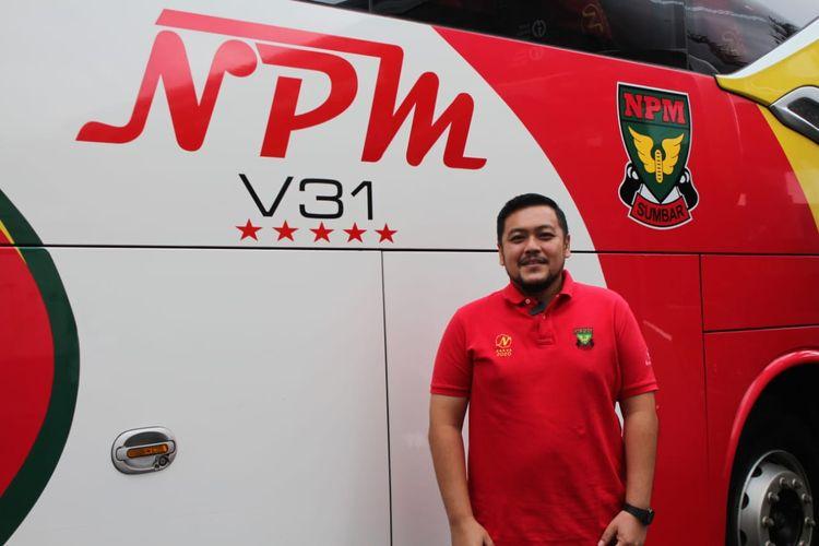 PT Naikilah Perusahaan Minang (NPM), Perusahaan Otobus (PO) tertua di Sumbar yang sukses bertahan sejak era Indonesia belum merdeka .