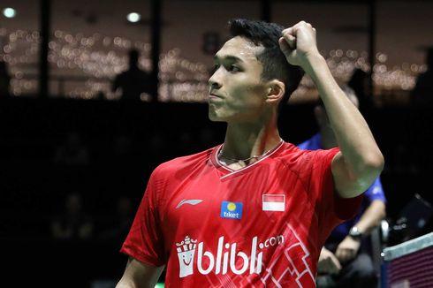 Jadwal Semifinal Hong Kong Open 2019, 4 Wakil Indonesia Berjuang