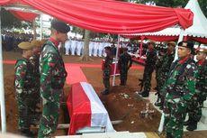 Makam Petugas ATC yang Tewas Saat Gempa Palu Dipindahkan ke TMP Panaikang