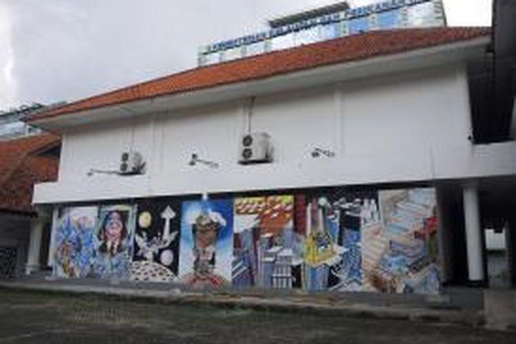 Dengan wajah baru dan perluasan area, GNI diharapkan dapat menampung karya seni dan pengunjung lebih banyak.