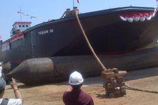 Galangan Kapal Pekalongan Bisa Produksi Kapal Keruk Canggih